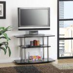 black-tv-stand